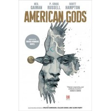 NEIL GAIMAN AMERICAN GODS HC VOL 01 SHADOWS @G