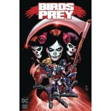 BIRDS OF PREY #1 @D