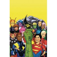 LEGION OF SUPER HEROES #3 @T