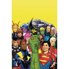 LEGION OF SUPER HEROES #3 @T