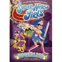 DC SUPER HERO GIRLS POWERLESS TP @T
