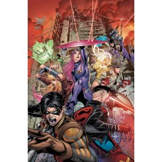 YOUNG JUSTICE #12 @T