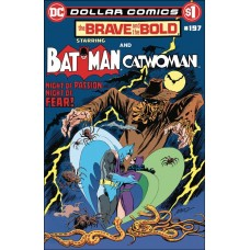 DOLLAR COMICS THE BRAVE AND THE BOLD #197 @U