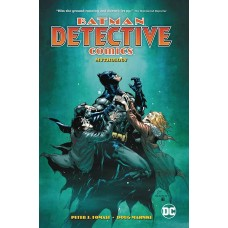 BATMAN DETECTIVE COMICS TP VOL 01 MYTHOLOGY @D