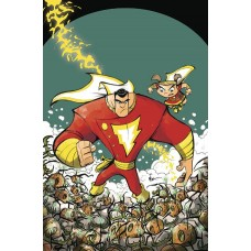 BILLY BATSON AND MAGIC OF SHAZAM TP BOOK 01 @T