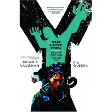 Y THE LAST MAN DELUXE EDITION HC VOL 01 (MR) @T