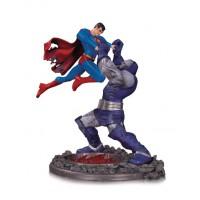 SUPERMAN VS DARKSEID BATTLE STATUE THIRD EDITION @F