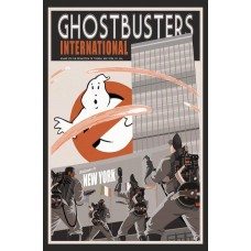 GHOSTBUSTERS INTERNATIONAL TP VOL 01 @D