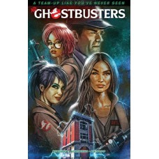 GHOSTBUSTERS THE NEW GHOSTBUSTERS TP @D