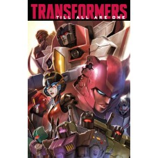 TRANSFORMERS TILL ALL ARE ONE TP VOL 01 @D