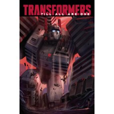 TRANSFORMERS TILL ALL ARE ONE TP VOL 02 @D