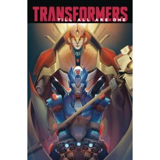 TRANSFORMERS TILL ALL ARE ONE TP VOL 03 @D