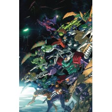 TRANSFORMERS 100 PAGE GIANT POWER PREDACONS @D