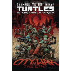 TMNT ONGOING #100 DLX HC @D