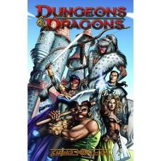 DUNGEONS & DRAGONS CLASSICS TP VOL 01 @D