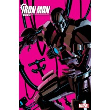 IRON MAN 2020 #1 (OF 6) @S