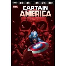 CAPTAIN AMERICA THE END #1 @D
