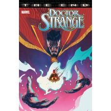 DOCTOR STRANGE THE END #1 ANDRADE VAR @D