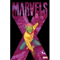 MARVELS X #1 (OF 6) @T