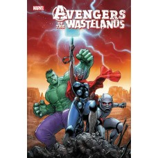 AVENGERS OF THE WASTELANDS #1 (OF 5) @D