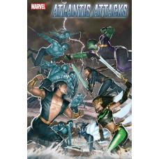 ATLANTIS ATTACKS #1 (OF 5) @D