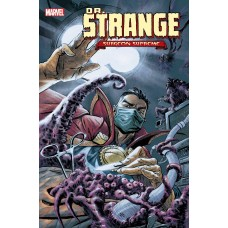DR STRANGE #2 @D