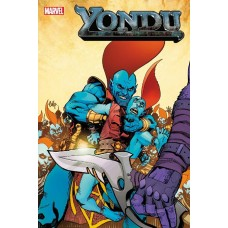 YONDU #4 (OF 5) @D