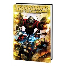 GUARDIANS OF THE GALAXY HC SOMEBODYS GOT TO MARVEL SELECT @S