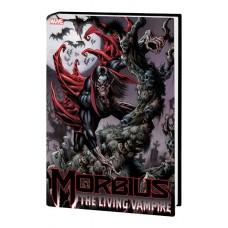 MORBIUS LIVING VAMPIRE OMNIBUS HC @D