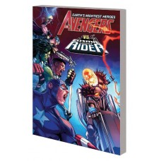 AVENGERS BY JASON AARON TP VOL 05 CHALLENGE OF GHOST RIDERS @D