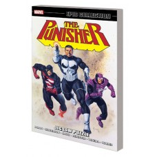 PUNISHER EPIC COLLECTION TP JIGSAW PUZZLE @D