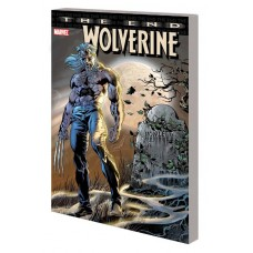 WOLVERINE TP THE END NEW PTG @D