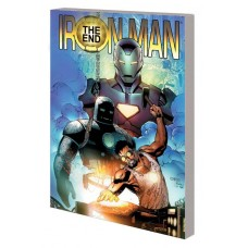 IRON MAN TP THE END NEW PTG @D