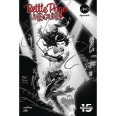 BETTIE PAGE UNBOUND #10 CVR A ROYLE @D