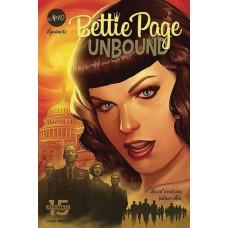 BETTIE PAGE UNBOUND #10 CVR D OHTA @D