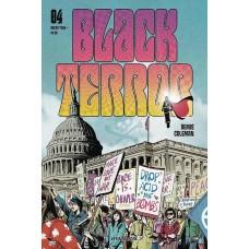 BLACK TERROR #4 CVR B FORNES @D