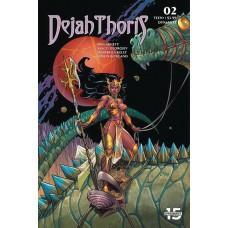 DEJAH THORIS (2019) #2 CVR B CONNER @D