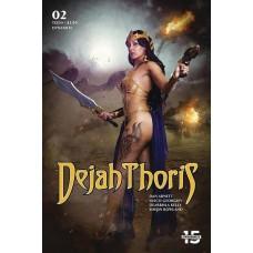 DEJAH THORIS (2019) #2 CVR E COSPLAY @D
