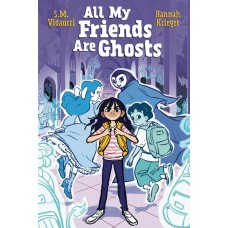 ALL MY FRIENDS ARE GHOSTS ORIGINAL GN @D
