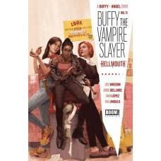 BUFFY THE VAMPIRE SLAYER #11 CVR A MAIN ASPINALL @D