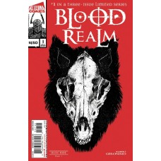 BLOOD REALM VOL 3 #1 (MR) @F