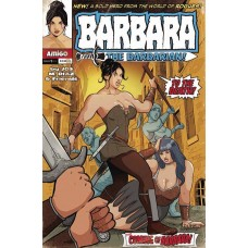 BARBARA THE BARBARIAN #1 (OF 3) @F
