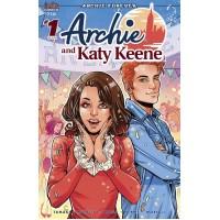 ARCHIE #1 (OF 5) (ARCHIE & KATY KEENE PT1) CVR A BRAGA @T