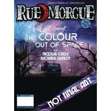 RUE MORGUE MAGAZINE #192 (MR) @F
