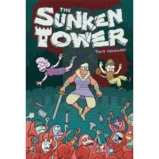 THE SUNKEN TOWER HC GN @D