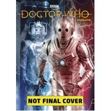 DOCTOR WHO MAGAZINE #547 @F