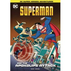 DC SUPER HEROES SUPERMAN YR TP APOKOLIPS ATTACK @F