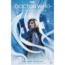DOCTOR WHO 13TH HOLIDAY SPECIAL TP @D