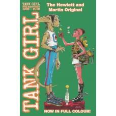 TANK GIRL FULL COLOR CLASSICS 1993-1994 CVR C HEWLETT (MR) @F