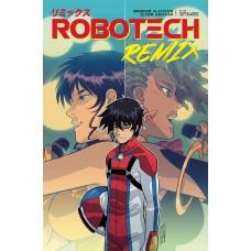 ROBOTECH REMIX #4 CVR A DAMASO @D
